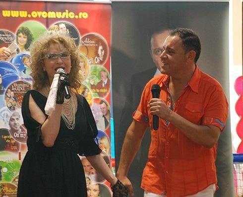 Ovidiu Komornyik si Angela Similea